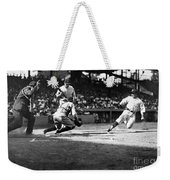 Baseball: Washington, 1925 Weekender Tote Bag