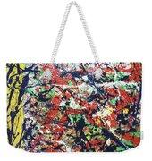 Basin Street Bluescape Weekender Tote Bag