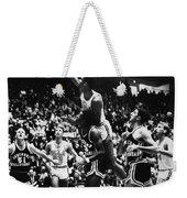 Basketball Game, 1966 Weekender Tote Bag