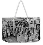 Bass Fiddle Convention Weekender Tote Bag