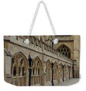 Bath Abbey Weekender Tote Bag