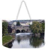 Bath England Weekender Tote Bag
