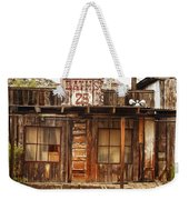 Baths Twenty Five Cents Weekender Tote Bag