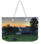 Battle Grounds Weekender Tote Bag