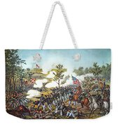 Battle Of Atlanta, 1864 Weekender Tote Bag
