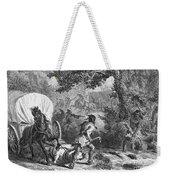 Battle Of Bloody Brook 1675 Weekender Tote Bag