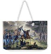 Battle Of Chantlly, 1862 Weekender Tote Bag