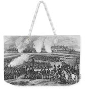 Battle Of Chapultepec Weekender Tote Bag