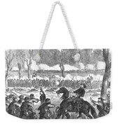 Battle Of Chickamauga 1863 Weekender Tote Bag