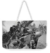 Battle Of Churubusco, 1847 Weekender Tote Bag