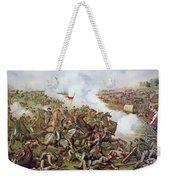 Battle Of Five Forks Virginia 1st April 1865 Weekender Tote Bag by American School