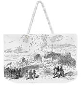 Battle Of Fort Erie, 1814 Weekender Tote Bag