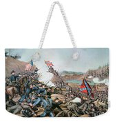 Battle Of Franklin, 1864 Weekender Tote Bag