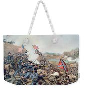 Battle Of Franklin November 30th 1864 Weekender Tote Bag