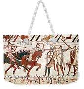 Battle Of Hastings Bayeux Tapestry Weekender Tote Bag