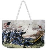 Battle Of Jonesboro, 1864 Weekender Tote Bag