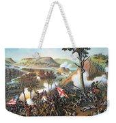 Battle Of Missionary Ridge Weekender Tote Bag