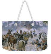 Battle Of Solferino And San Martino Weekender Tote Bag