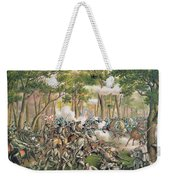 Battle Of The Wilderness May 1864 Weekender Tote Bag by American School