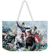 Battle Of Veracruz, Mexican-american Weekender Tote Bag