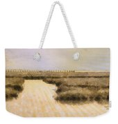 Bay City Pier Weekender Tote Bag