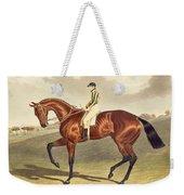 Bay Middleton Winner Of The Derby In 1836 Weekender Tote Bag