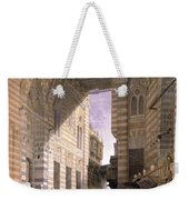 Bazaar Of The Silk Mercers Weekender Tote Bag