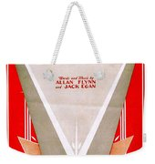 Be Still My Heart Weekender Tote Bag