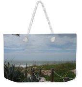 Beach Access Weekender Tote Bag