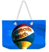 Beach Ball Weekender Tote Bag