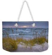 Beach By Holland Michigan No 0192 Weekender Tote Bag