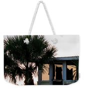 Beach Cottage Clothesline Weekender Tote Bag