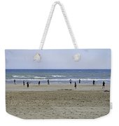 Beach Cricket - Bridlington Weekender Tote Bag