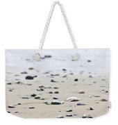 Beach Detail On Pacific Ocean Coast Of Canada Weekender Tote Bag