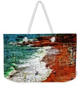 Beach Fantasy Weekender Tote Bag by Madeline Ellis