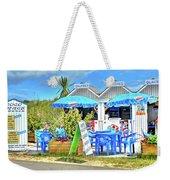 Beach Food Shack France Weekender Tote Bag
