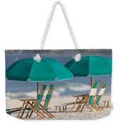 Beach Furniture I Weekender Tote Bag