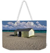 Beach House Along The Shore Weekender Tote Bag