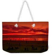 Beach Market Day  Weekender Tote Bag