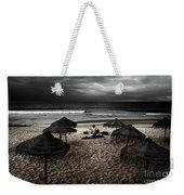 Beach Minstrel Weekender Tote Bag by Carlos Caetano