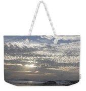 Beach Of Glass Weekender Tote Bag