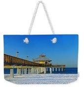 Beach Pier Weekender Tote Bag
