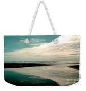 Beach Reflection Weekender Tote Bag
