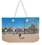Beach View Weekender Tote Bag