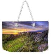 Beacon Hill Sunrise 5.0 Weekender Tote Bag