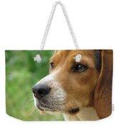 Beagle Gaze Weekender Tote Bag