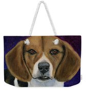 Beagle Puppy Weekender Tote Bag