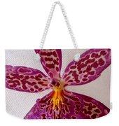 Beallara Marfitch - Howard's Dream - Orchid Weekender Tote Bag
