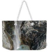 Bear Creek Falls Weekender Tote Bag