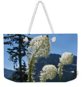 Beargrass Squaw Grass 2 Weekender Tote Bag